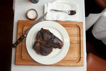 The Porterhouse at Carnevino (Courtesy of B&B Hospitality Group)