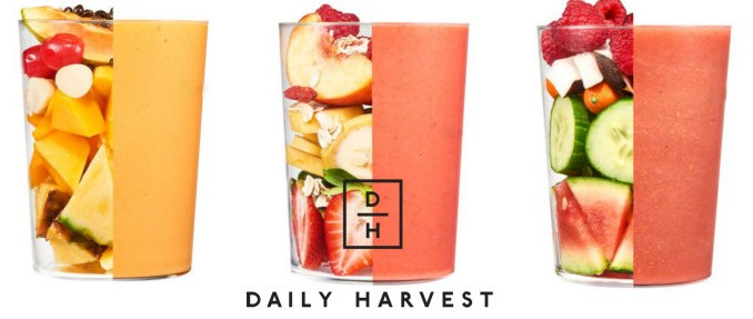 Daily Harvest Smoothie Delivery Service Launches Rebrand