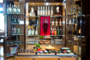 Tequila Vault Ritz Carlton Dallas