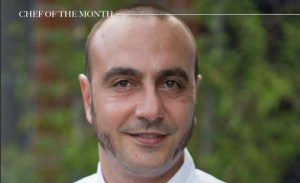Chef Sevan Abdessian