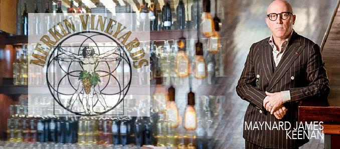 F&B Cover Story: Talking Wine With Maynard James Keenan