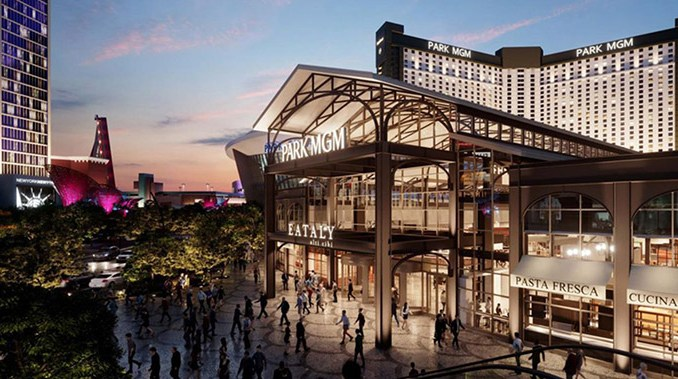 Eataly Las Vegas Opens At Park Mgm This December Food Beverage