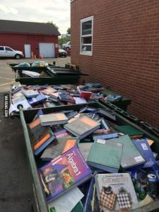 dumpster books II