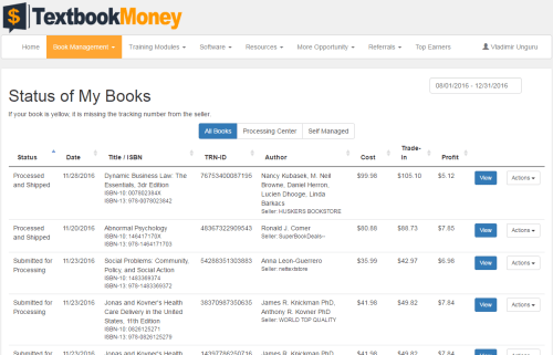 """Epic Story Of How """"Book Profits"""" Hacked Zen Arbitrage (And Got Scammed) - The Scandal of """"Textbook Money"""" Amazon Sourcing Stories Amazon's trade in program"""