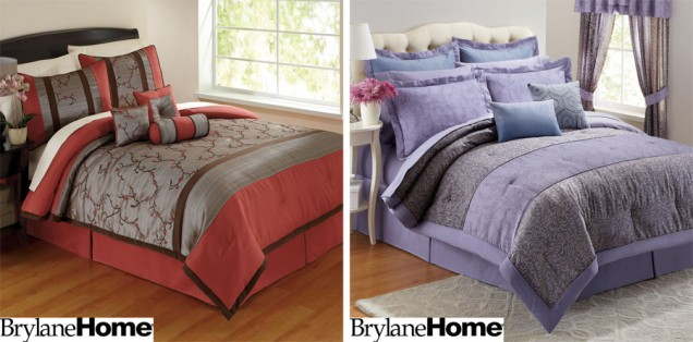 Bedding from BrylaneHome