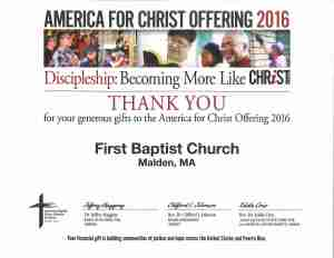 america-for-christ-offering-certificate