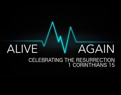 Alive Again - Great!