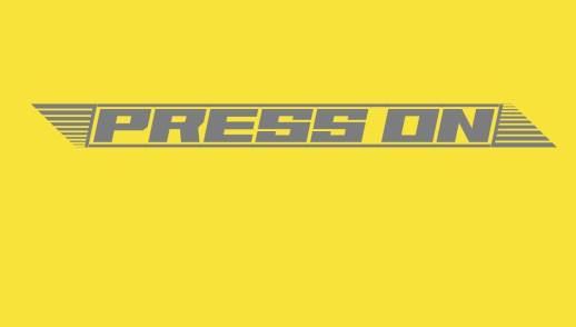 Press On - Hebrews 12
