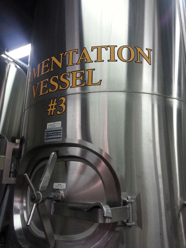 FBC 15 Czann's Fermentation Vessel