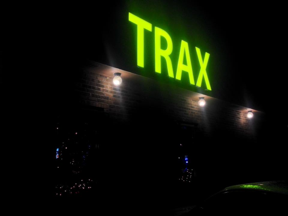 FBC 30 Trax - our destination on Xmas