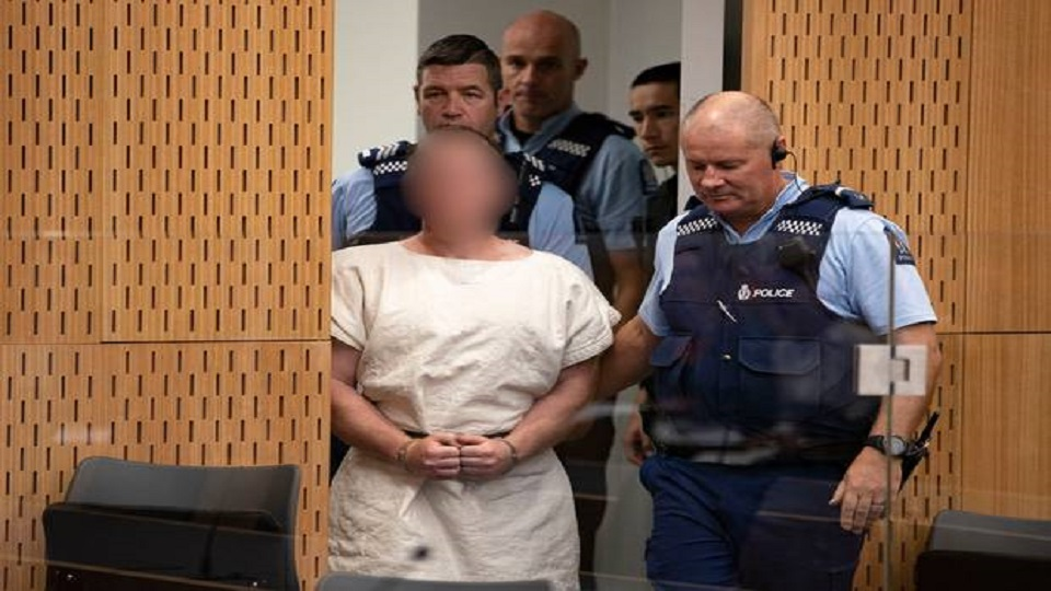 Christchurch Mosque Shootings Brenton Tarrant Sacks