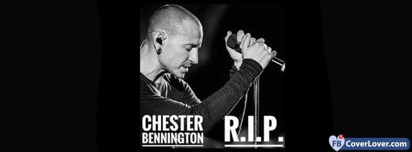 Linkin Park Chester Bennington RIP celebrities Facebook Cover