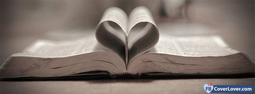 Book Heart Shaped Hearts Facebook Cover Maker Fbcoverlover Com