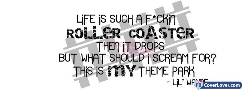 Forever Drake Lyrics Facebook Cover Maker Fbcoverlover.com