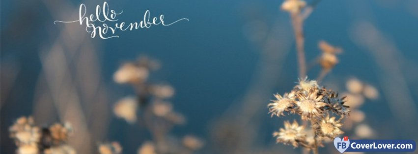 Cute Coffee Wallpaper Hd Hello November Cold Seasonal Facebook Cover