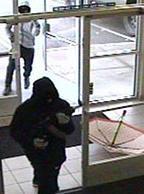 Albuquerque Bank Robbery Suspect, Photo 2 of 2 (12/12/15)