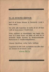 sofnun-fyrir-born