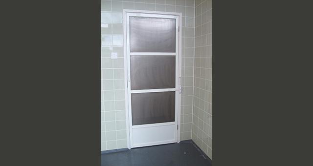 Industrial fly Screen DoorStainless Steel Fly Screen Door