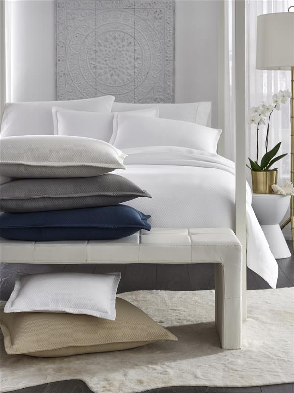 perrio bed coverlet by sferra