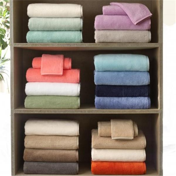 Milagro Twist Soft Towels Matouk
