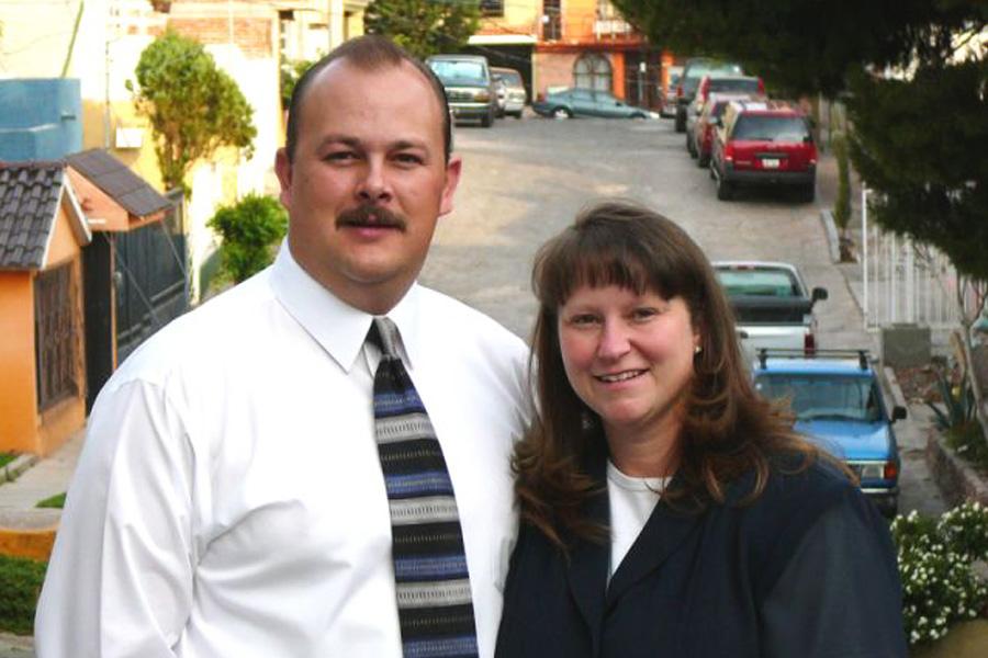 Missionaries Jonathan & Laura Bryan