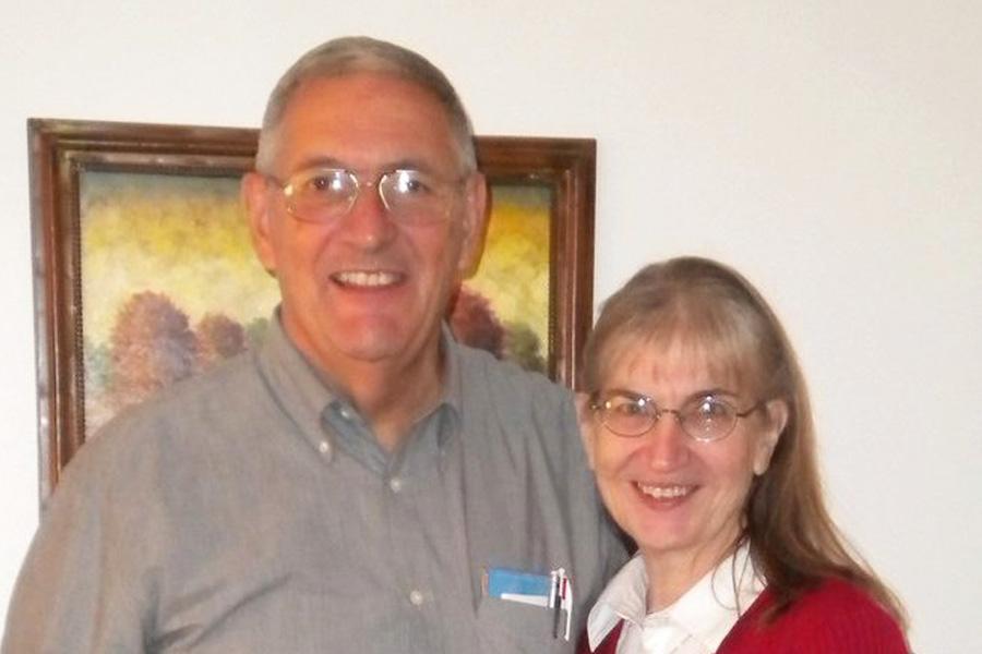 Missionaries Keith & Theresa Baker