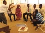 Bro. Hall Teaches Deaf SS Class