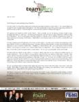 Zach Foust Prayer Letter:  New Church Being Started in Chancheria