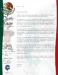 Chris Sage Prayer Letter:  New Church Started