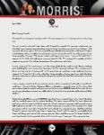 Peter Morris Prayer Letter:  Kenyan Pastors Blessed