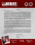 Brian Hebert Prayer Letter:  Full Schedule