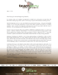Zach Foust Prayer Letter:  God Is Doing Great Things in Chancheria!