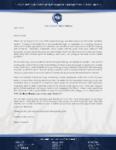 Henry Gonzalez Prayer Letter:  A Working Vacation