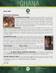 Team Ghana Update:  New School Ministry