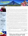 Dennis Lagos Prayer Letter:  The Beginning