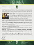 Team Ghana Update:  Prayer Meeting Testimonies