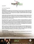 Abraham Avila Prayer Letter:  A Few More to Go