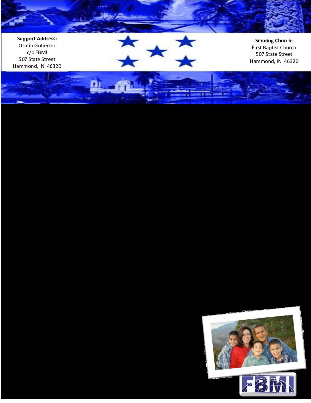 thumbnail of Osmin Gutierrez September 2014 Prayer Letter