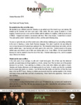 Abraham Avila Prayer Letter: He Wanted to Hear the Rest of the Story