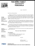 Andres Nunez Prayer Letter:  Out Church Is Doing Well!