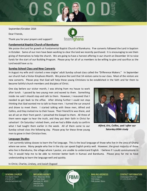 thumbnail of Charles Osgood Sep-Oct 2014 Prayer Letter