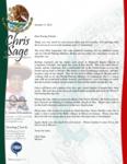 Chris Sage Prayer Letter:  God Is Still Blessing!