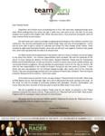 Mark Rader Prayer Letter:  Reaping Blessings