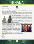 Team Ghana Update:  Meet One of Our Soul Winners