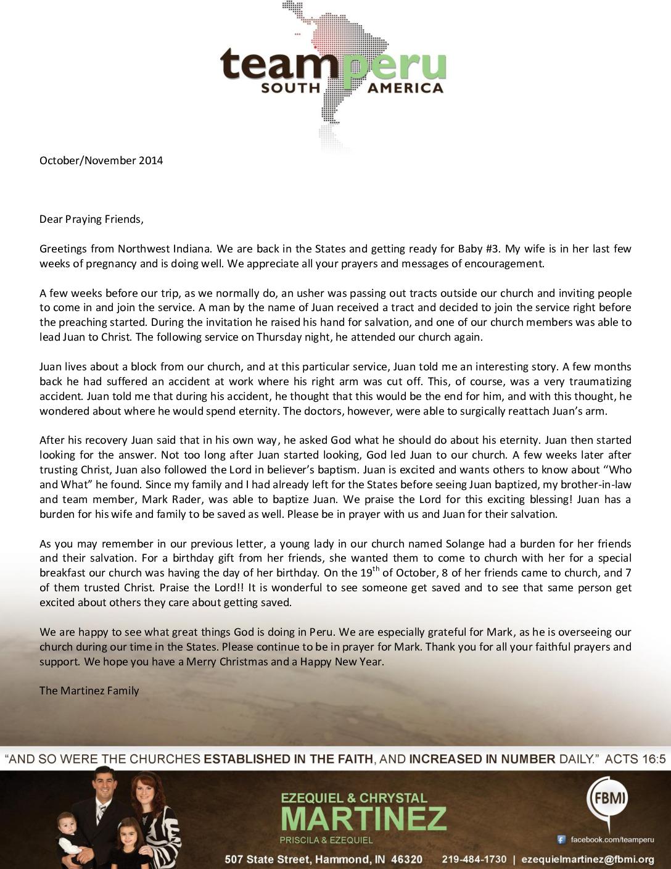 thumbnail of Ezequiel Martinez Oct-Nov 2014 Prayer Letter