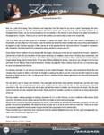 "Mshama Kinyonga Prayer Letter:  Our ""Big Day""!"