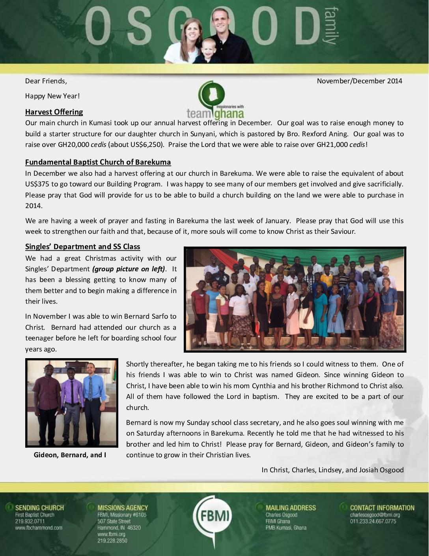 thumbnail of Charles Osgood Nov-Dec 2014 Prayer Letter