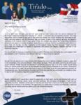 Robert Tirado Prayer Letter:  Independence Day Services
