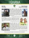 Team Ghana National Pastor Spotlight:  Family of Eight Walks the Aisle