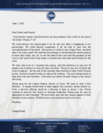 Joseph Elwell Prayer Letter:  The Goodness of the Lord in the Land of the Living